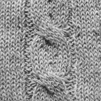 縄編 (cable Knitting)